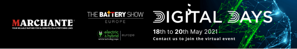 Marchante joins the digital days 2021